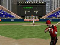Baseball Übung
